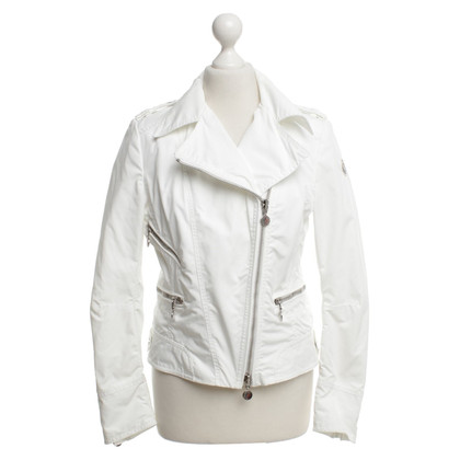 Moncler Jacket in white