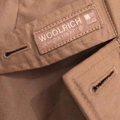 Woolrich Jacke mit Fellkragen