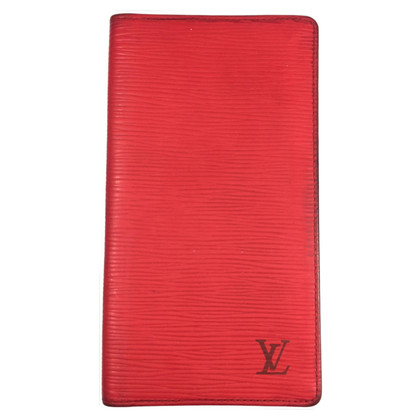 Louis Vuitton EPI leather credit card holder