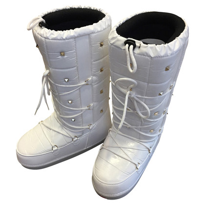 Valentino gevoerde laarzen