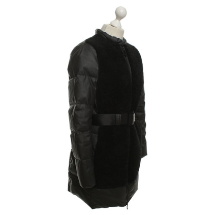 Peuterey Parka with sheep fur