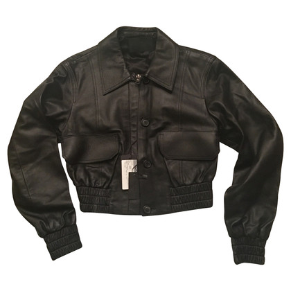 Prada Bomberjacke in leather