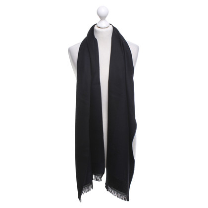 Versace Scarf in anthracite