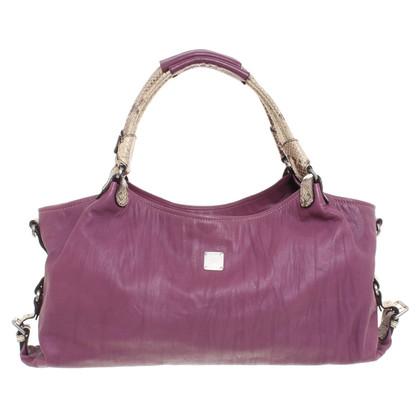 MCM Shoppers en violet