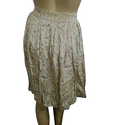 Fendi Midi pleated skirt