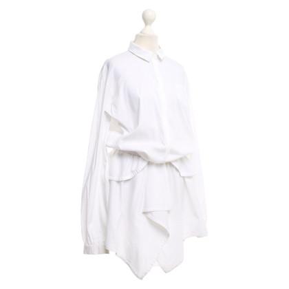 N°21 Camicia in bianco