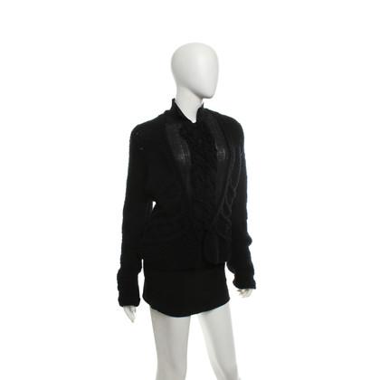 Chanel Vest in zwart
