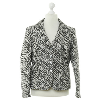 Basler Blazer with print