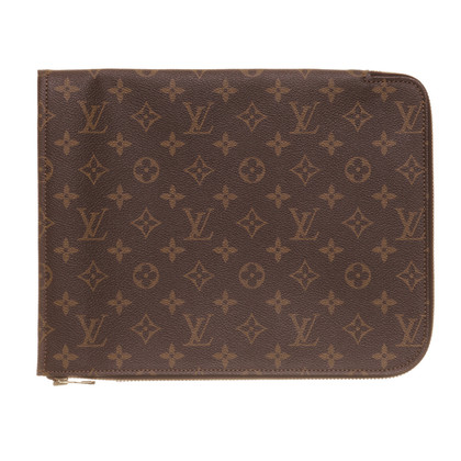 Louis Vuitton Monogramma di documenti di poche di tela
