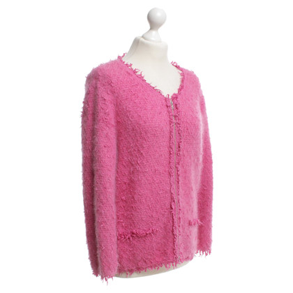 Marc Cain Jacke in Pink