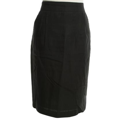 Armani skirt linen