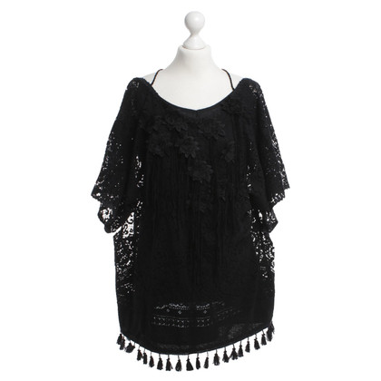 Anjuna top crochet lace