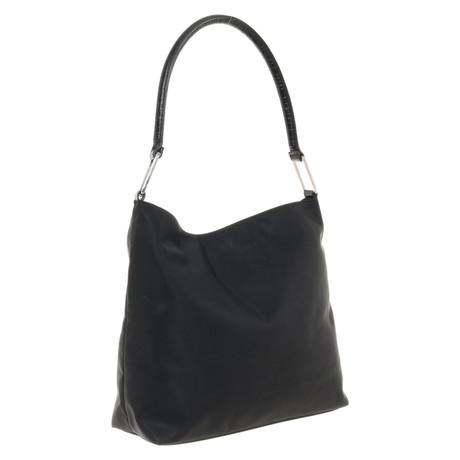 Max Mara Handtasche in Schwarz Schwarz Billig Einkaufen Spielraum Niedrigsten Preis Freies Verschiffen Verkauf Outlet Kaufen RFQIQZ