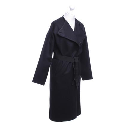 Isabel Marant Manteau surdimensionné en noir