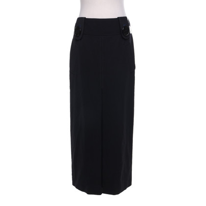 Dolce & Gabbana Midi skirt in black