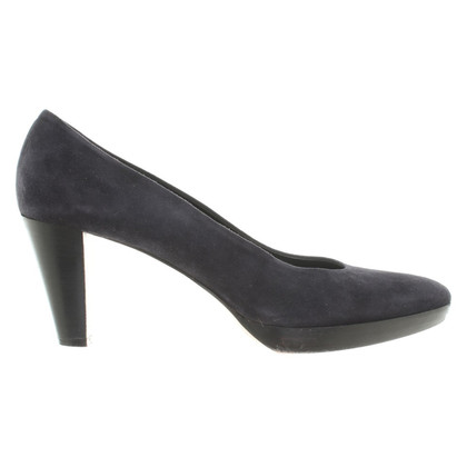 Konstantin Starke pumps in blu scuro