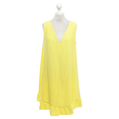 Piu & Piu Kleid in Gelb