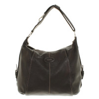 Tod's Handbag in dark brown