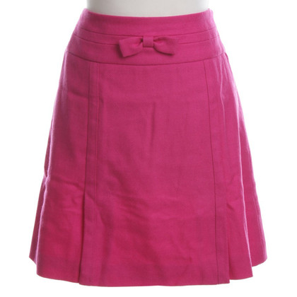 Hobbs A short skirt in pink