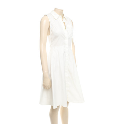 A.L.C. Shirt Dress in White