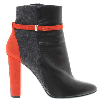 Hugo Boss Multicolored ankle boots