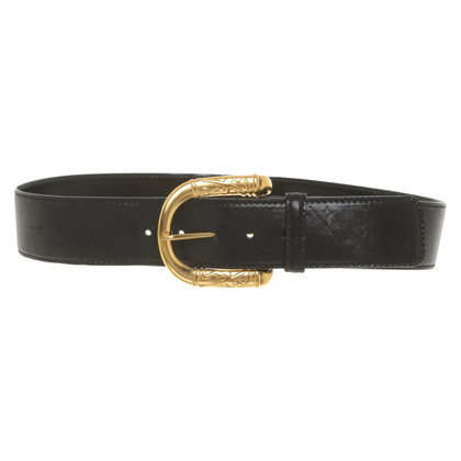 Escada Belt in black