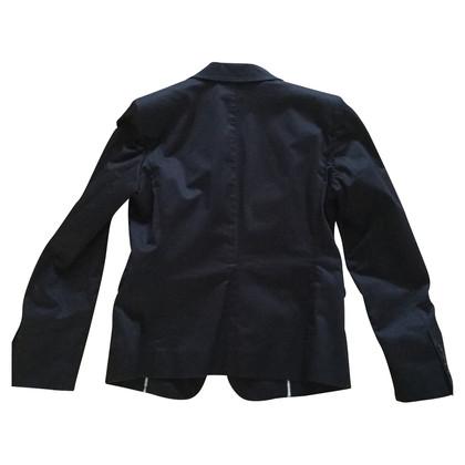 D&G Zwarte blazer in katoen