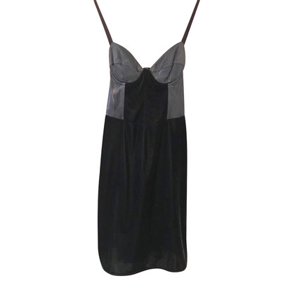 Armani Jeans Fluweel jurkje