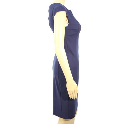 Patrizia Pepe Pencil dress in dark blue