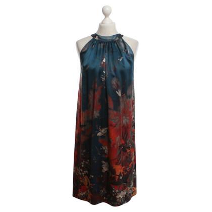 Jean Paul Gaultier Kleid mit Printmotiv