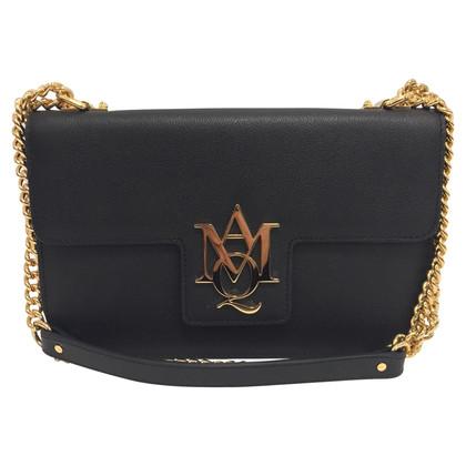 Alexander McQueen Black Insignia bag