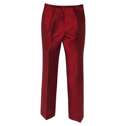 Gianni Versace Zijden broek