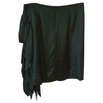Dries van Noten Dries Van Noten green skirt T.38