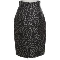 Escada skirt with pattern