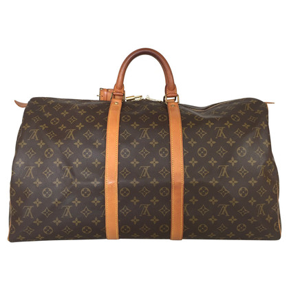 "Louis Vuitton ""Keepall 55 Monogram Canvas"""