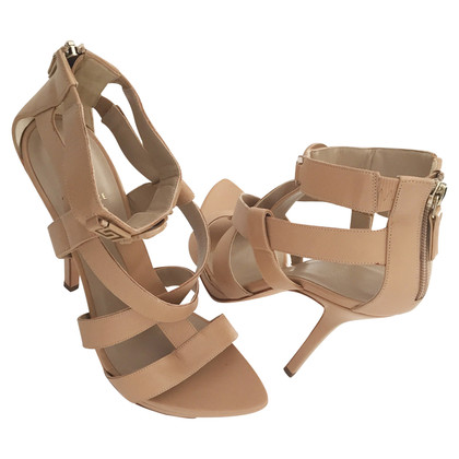 Versace Sandals in Beige