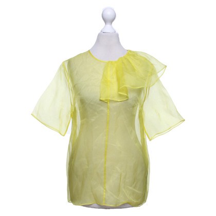 MSGM Blouse in yellow