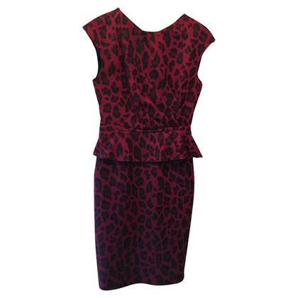 Karen Millen Pencil Dress Leo