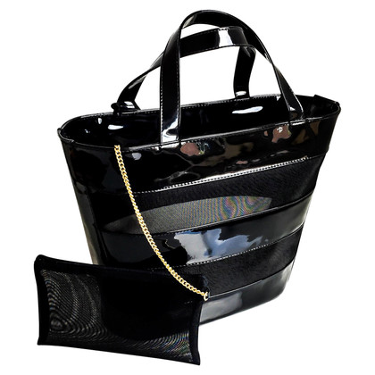 Valentino Tote Bag aus Lackleder