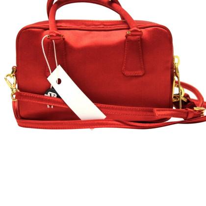 Prada Handtasche in Rot