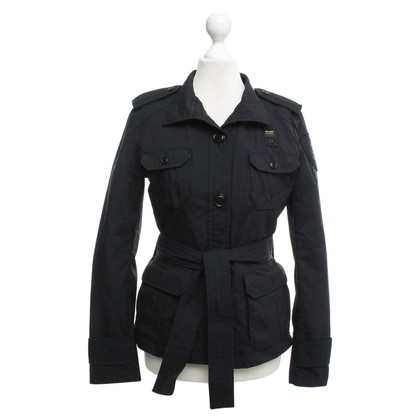 Blauer USA Jacket in zwart