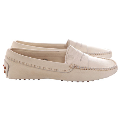 Tod's Suede Slipper