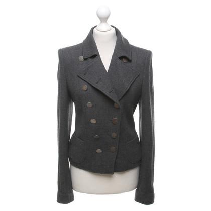 Windsor Blazer-Jacket in Gray