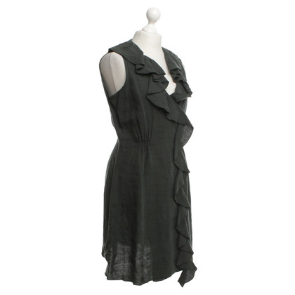 Armani Jeans Dress in dark green
