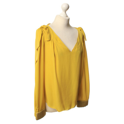 Christian Lacroix Blouse in yellow