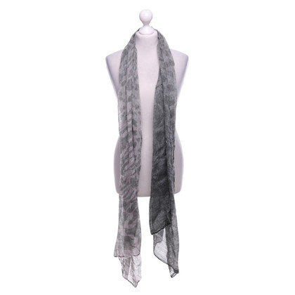 Hemisphere Scarf in animal design