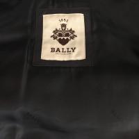 Bally Leren jas