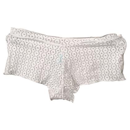 Melissa Odabash Pantaloncini a crochet