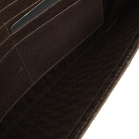 Christian Dior Bronze color clutch