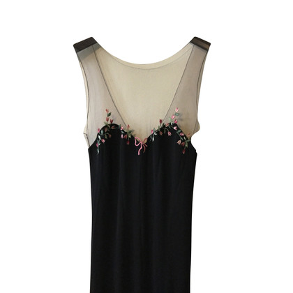 Blumarine lange jurk